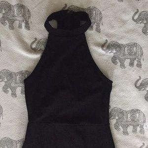 NWOT little black dress